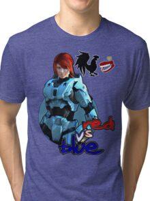 RVB Agent carolina  Tri-blend T-Shirt