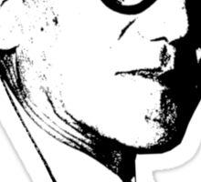 What would le Corbusier do? Architecture T shirt Sticker