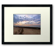 Dream of Life Beyond the Clouds Framed Print