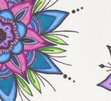 Starburst Mandalas Sticker
