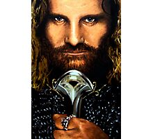 Lord of the Rings: Aragorn Photographic Print