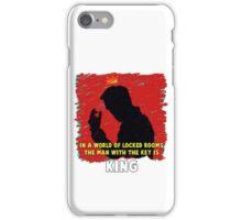The Key King BBC Sherlock Moriaty iPhone Case/Skin