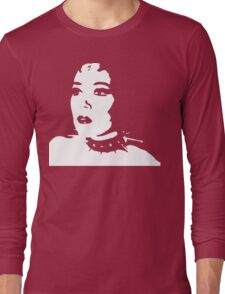 Queen Of Sin Long Sleeve T-Shirt