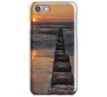 Sylt - Sundown #2 iPhone Case/Skin