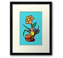 Queen Jelly Bean Framed Print