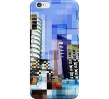 Retro City Tower Tiles iPhone Case/Skin