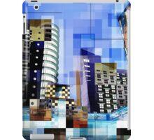 Retro City Tower Tiles iPad Case/Skin