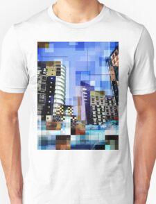 Retro City Tower Tiles T-Shirt