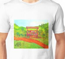 Island Fruit Stand Unisex T-Shirt
