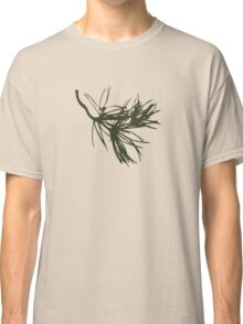 Needles. Nature graphic Classic T-Shirt