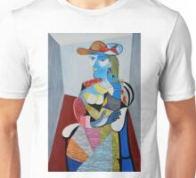 Marie Therese Walter - Tribute to Picasso Unisex T-Shirt