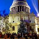 St Paul Cathedral by Alexey Dubrovin