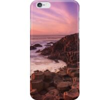 Giant's Causeway , Co Antrim , Northern Ireland iPhone Case/Skin