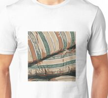 Lines pattern,abstract background Unisex T-Shirt