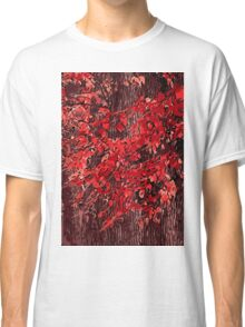Red branches Classic T-Shirt
