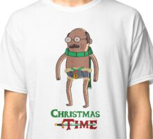 Adventure Time Christmas Jumper Classic T-Shirt