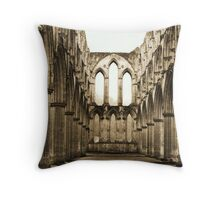 Presbytery Throw Pillow