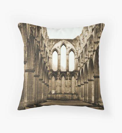 Presbytery Throw Pillow