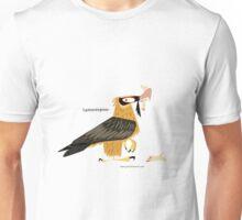 Lammergeier Caricature Unisex T-Shirt