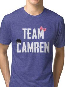 Team Camren Tri-blend T-Shirt