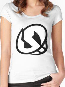 Pokemon - Team Skull Logo Women's Fitted Scoop T-Shirt