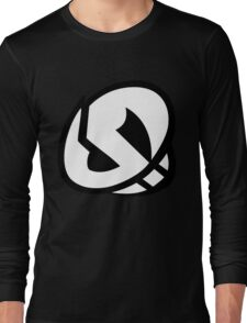 Pokemon - Team Skull Logo Long Sleeve T-Shirt