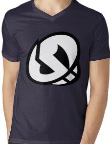 Pokemon - Team Skull Logo Mens V-Neck T-Shirt