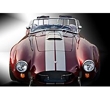 Full Frontal Cobra Photographic Print
