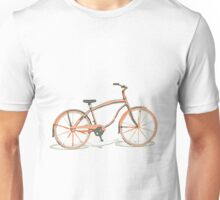 Cute bicycle Unisex T-Shirt