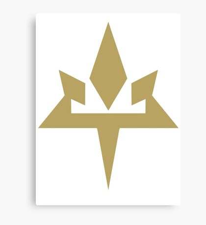 Pokemon - Aether Foundation Logo Canvas Print