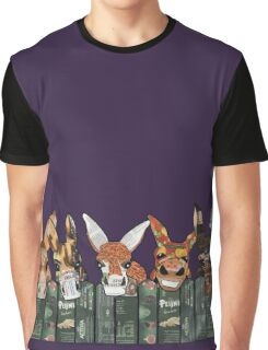 Donkey five Graphic T-Shirt