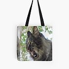 Cat Tote #19 by Shulie1