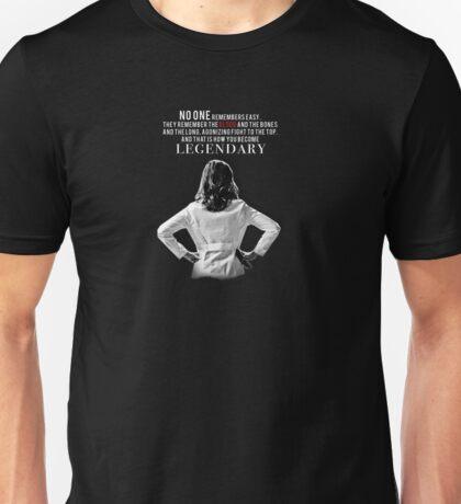 Grey's Anatomy - Amelia Unisex T-Shirt
