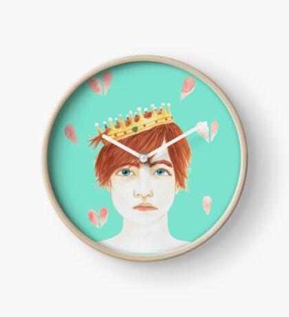 Roi Roux - Ginger King Clock
