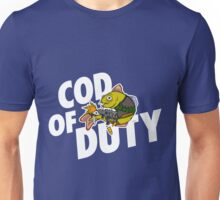 Cod Of Duty Unisex T-Shirt
