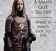 Jaqen Hammer by Cami-McCall