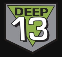 Deep 13 Badge by Bulwarky