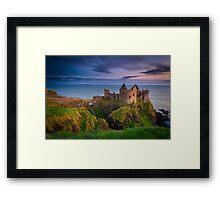 Dunluce Castle  Co Antrim  Northern Ireland Framed Print