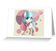 Coco Pommel Greeting Card