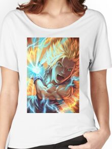 Epic Power Level Women's Relaxed Fit T-Shirt