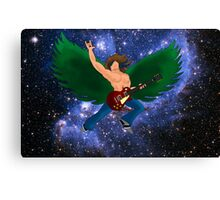 The Rock of Icarus Canvas Print