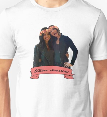 Team Sanvers Unisex T-Shirt