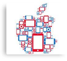 Apple - Portable Canvas Print