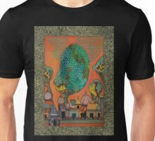 Mughal Skyline - The Qalam Series Unisex T-Shirt