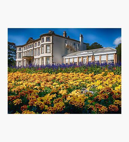 SEWERBY HALL Bridlington UK Photographic Print