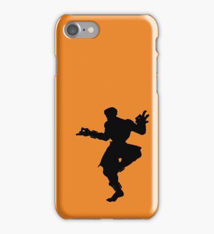 Dhalsim - right side iPhone Case/Skin