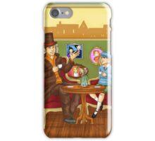 Spot of tea iPhone Case/Skin