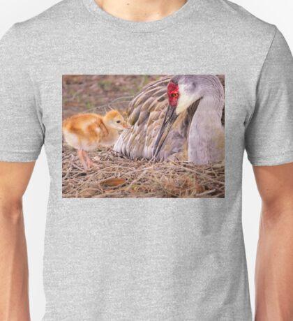 Wants attention Unisex T-Shirt