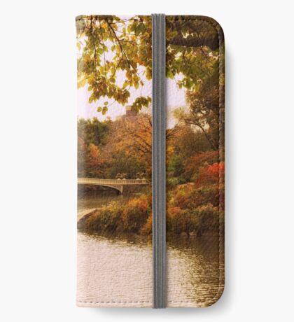Autumn Crescendo iPhone Wallet/Case/Skin
