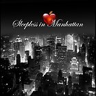 Sleepless In Manhattan Tote by billyboy